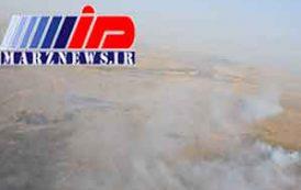 اعزام 2 هلی کوپتر ایرانی به عراق برای اطفای حریق