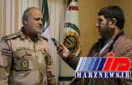 دستگیری 570 تبعه بیگانه درنوار مرزی ماکو