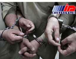 عاملان اصلی شهادت بسیجیان کورین زاهدان دستگیر شدند