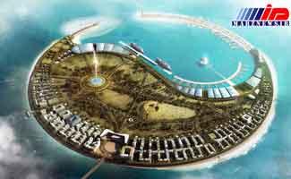 ترکمنستان در خزر جزیره می سازد
