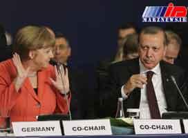 آلمان تحریم های اقتصادی ترکیه را لغو کرد