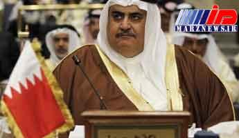 قدردانی بحرین از نقش آمریکا در مبارزه با تروریسم!