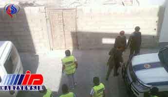 حملۀ عوامل رژیم بحرین به خانه های مردم