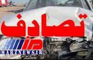 تصادف در جاده شوشتر سه کشته برجا گذاشت