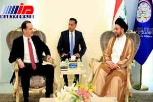دولت عراق باید به دور از مداخلات خارجی تشکیل شود