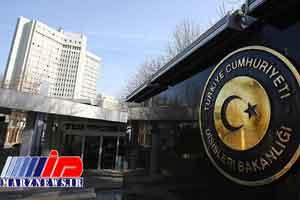 ترکیه از روند صلح قبرس تحت نظارت سازمان ملل انتقاد کرد
