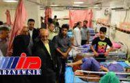 انتقال پیکر 5 کارگر شهرداری به افغانستان