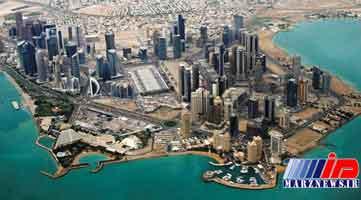 کاهش رتبه اعتباری قطر