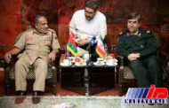 همکاری های سپاه با نیروهای مسلح عمان گسترش می یابد