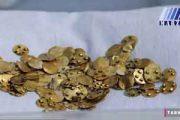 کشف گنجینه طلای ساکاها با قدمت 2800 سال