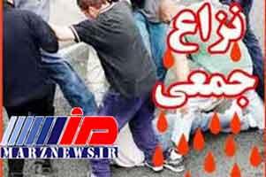 نزاع دستهجمعی دو خانواده با سلاح سرد در تبریز