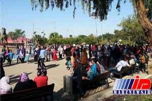 بغداد به روزهای آرامش و امنیت باز می گردد