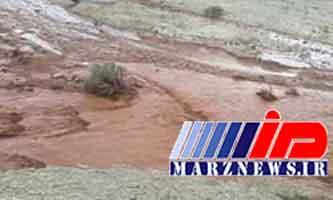 وقوع سیل در 7 روستای چهاردانگه