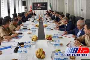 نشست کمیته فرعی امنیتی ترکیه و ایران برگزار شد