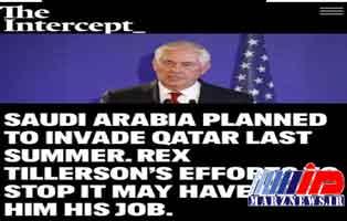 عربستان و امارات قصدحمله به قطر را داشتند