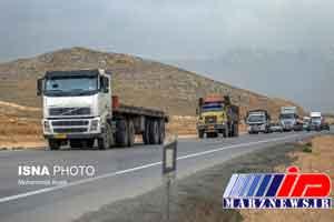 ماجرای صف طولانی کامیونها در بازرگان چیست؟
