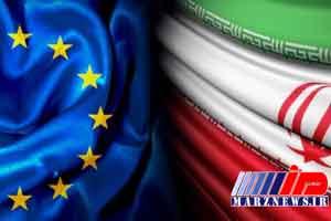 وزن کالاهای صادراتی ایران به اروپا 91 درصد بیشتر شد