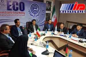 هفتمین نشست کارشناسان معدن کشورهای اکو در سنندج برگزار شد
