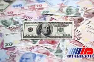 ارزش لیر ترکیه در برابر دلار 38 درصد افت کرد