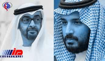 «بن سلمان» و «بن زاید» در یمن با هم می جنگند و با هم می جنگند