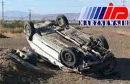 واژگونی خودرو ۸ کشته و زخمی به جا گذاشت