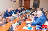 باکو و مسکو تکمیل دالان حمل و نقل شمال – جنوب را بررسی کردند