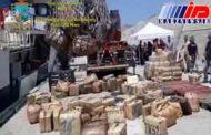 یک کشتی حامل 20 تن مواد مخدر در ایتالیا توقیف شد