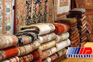 صادرات ۳۹۰ میلیون دلاری فرش دستباف در سال گذشته