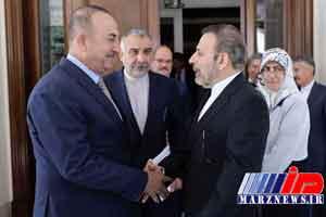 مذاکرات فشرده واعظی با مقامات ترکیه برای گسترش مناسبات