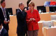 مرکل و پوتین در مورد سوریه و اوکراین مذاکره می کنند