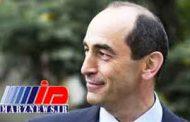 رئیس جمهوری پیشین ارمنستان از زندان آزاد شد