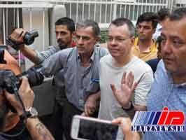 بولتون با سفیر ترکیه دیدار کرد