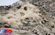 ریزش کوه در کاشمر سه کشته داشت