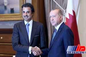 قطر 15 میلیارد دلار در ترکیه سرمایه گذاری می کند