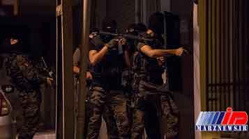61 عضو پ.ک.ک در ترکیه دستگیر شدند