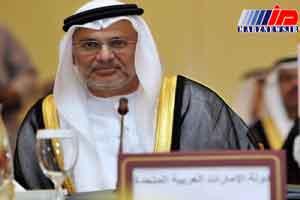 امارات از کمک مالی قطر به ترکیه انتقاد کرد