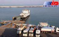 صادرات از بنادر کشور در 4 ماهه امسال 10 درصد افزایش یافت