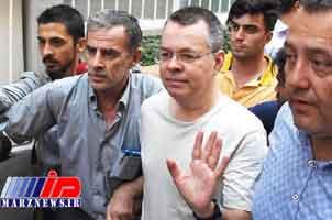 ترکیه درخواست آزادی کشیش آمریکایی زندانی را رد کرد