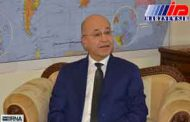 شمال عراق نباید تهدیدی برای ایران باشد