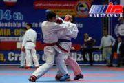 نتایج نخستین روز مسابقات بین المللی کاراته در ارومیه مشخص شد