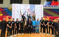 گیلان فاتح رقابت های اسپوکس قهرمانی کشور شد