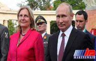 هدیه ویژه پوتین برای ازدواج خانم وزیر
