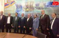 ایران و ارمنستان بر نهایی شدن خط سوم انتقال برق تاکید کردند