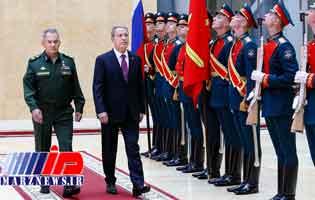 وزیران دفاع روسیه و ترکیه درباره سوریه مذاکره کردند