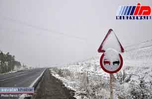 وحشت گردشگران از جاده های اردبیل و طرح«زمستان بیدار»