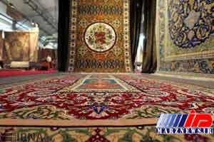 صادرات فرش دستباف به ١٠٠ میلیون دلار رسید
