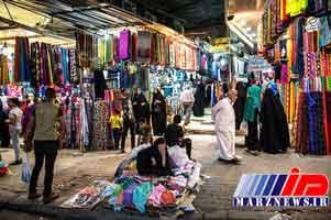 گداها و پیلهورها در پوشش گردشگران خارجی