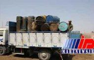 کشف بیش از 6 هزار لیتر سوخت قاچاق در تایباد