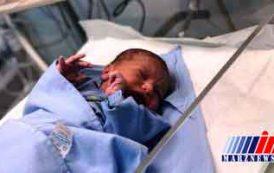 نخستین نوزاد حج امسال در کوه عرفات متولد شد