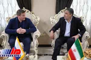 مازندران، کانون تجلی گسترش روابط با روسیه است
